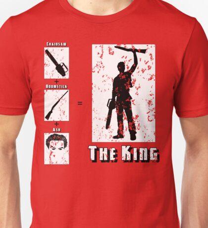 The King - Light Unisex T-Shirt