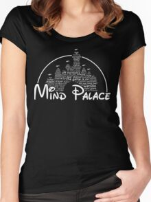 Mind Palace Women's Fitted Scoop T-Shirt