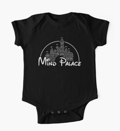 Mind Palace One Piece - Short Sleeve