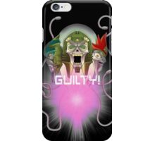 TF - Quintesson (with quote) iPhone Case/Skin