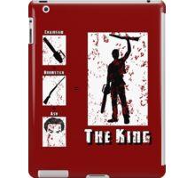 The King - Light iPad Case/Skin