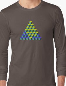 Q*Bert Long Sleeve T-Shirt