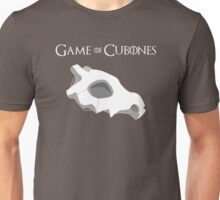 Game Of Cubones Unisex T-Shirt