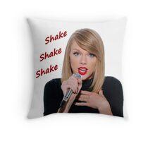 Shake Shake Shake Throw Pillow