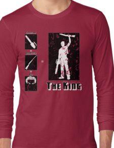The King - Dark Long Sleeve T-Shirt