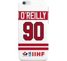 Ryan O'Reilly Team Canada iPhone Case/Skin