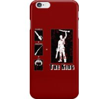 The King - Dark iPhone Case/Skin