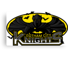 Gotham City Knights Canvas Print