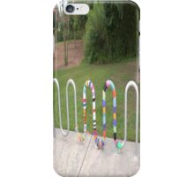 Knitted Worm iPhone Case/Skin