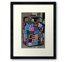 Beautiful Garbage Framed Print
