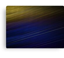 Star Speed Canvas Print