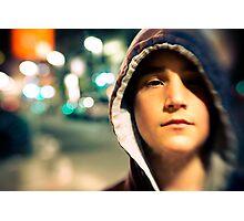 lights @ night Photographic Print