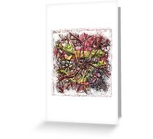 The Atlas Of Dreams - Color Plate 165 Greeting Card