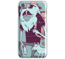 Abominable Broham  iPhone Case/Skin