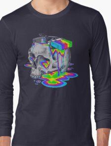 Rainbow Brain Long Sleeve T-Shirt