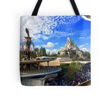 Tomorrowland  Tote Bag