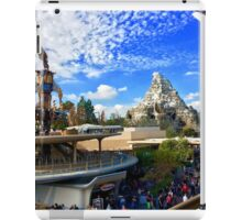 Tomorrowland  iPad Case/Skin