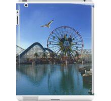 California Adventures: Paradise Pier  iPad Case/Skin