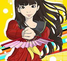 Yukiko Amagi by Megan Haering