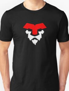 Faze Temperrr | Lion | Red and White | High Quality! |  Unisex T-Shirt