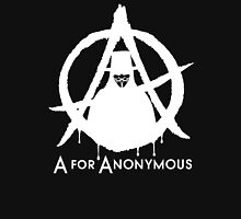 A For Anonymous Unisex T-Shirt
