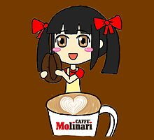 Dynasty Warriors - Da Qiao x Caffe Molinari by gaming123456