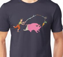 Pig and Carrot Unisex T-Shirt
