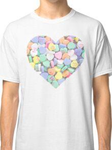 Candy Heart Classic T-Shirt