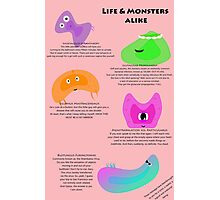 Monsters of Life Photographic Print