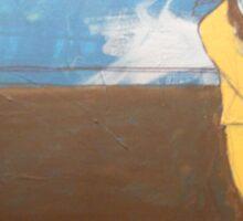 Beatnick scene Sticker