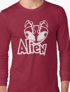 Alien Bandana Long Sleeve T-Shirt