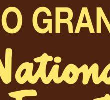 Rio Grande National Forest Sticker