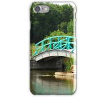 Blue Bridge iPhone Case/Skin
