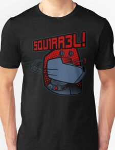 SQUIRREL!  Unisex T-Shirt