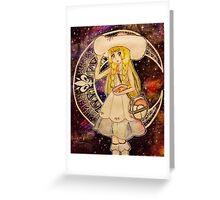 Pokemon Moon - Lillie Greeting Card
