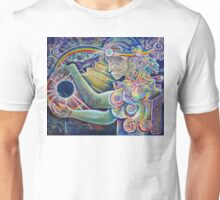 Eclipsial Moment of Infinite Potential Unisex T-Shirt