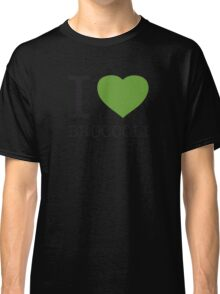 I ♥ BROCCOLI Classic T-Shirt