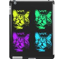 Wut. iPad Case/Skin