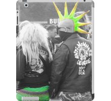 Mr & Mrs Punk iPad Case/Skin