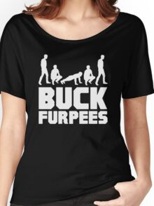Buck Furpees Burpees Fitness Women's Relaxed Fit T-Shirt