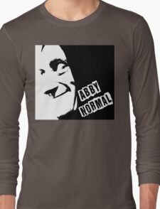 Abby Normal Long Sleeve T-Shirt