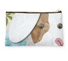 Bart at the Beach Studio Pouch