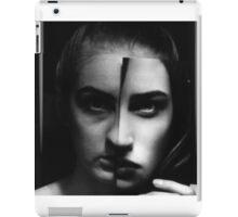 Vanity- Black and White iPad Case/Skin