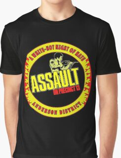 Assault on Precinct 13 Colour Graphic T-Shirt
