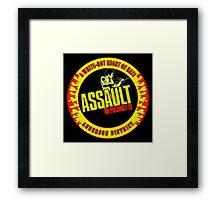 Assault on Precinct 13 Colour Framed Print