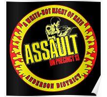 Assault on Precinct 13 Colour Poster