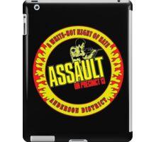 Assault on Precinct 13 Colour iPad Case/Skin