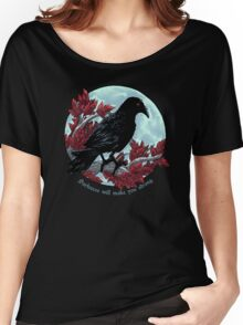 Three-Eyed Omen Women's Relaxed Fit T-Shirt
