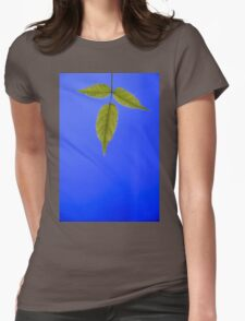 Contrast of Nature Womens Fitted T-Shirt