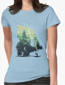 Colossal World Womens Fitted T-Shirt